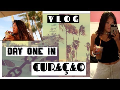 VLOG : DAY ONE in curaçao | FAMILY VACATION