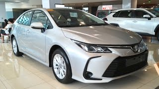 2020 Toyota Corolla Altis (Base Variant) First Look Review | Philippines