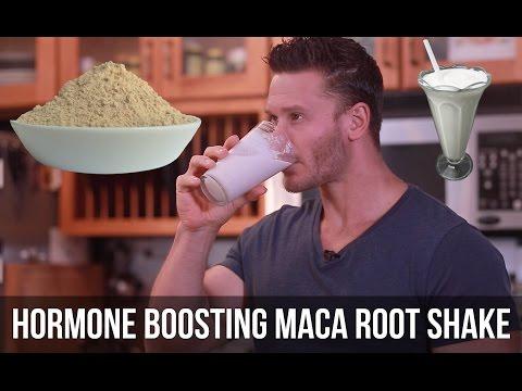 Hormone-Boosting Maca Root Shake Recipe- Thomas DeLauer