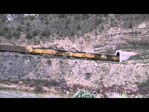 Railroad Action in Colorado - May 1 2011 (Part 2)