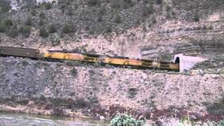 Railroad Action in Colorado - May 1 2011 (Part 2)