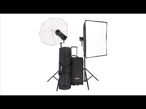 Bowens Gemini 750Pro Kit Overview with Scott Levine
