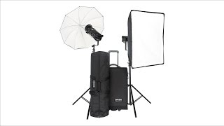 Gambar cover Bowens Gemini 750Pro Kit Overview with Scott Levine