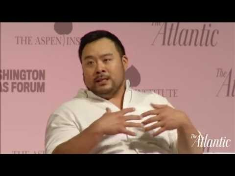 David Chang: Momofuku, Entrepreneurship, and the Food Industry