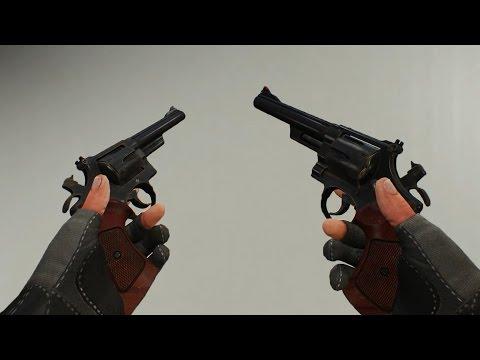 [Payday 2] Akimbo Revolvers