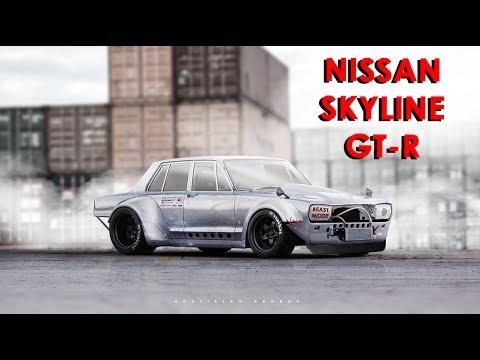 1972 Nissan Skyline Gt R Beast Mode Youtube