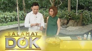 Salamat Dok: Whitening and cleaning power of baking soda