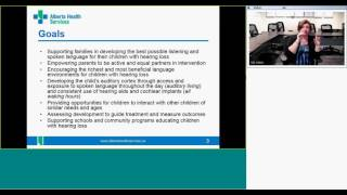 Webinar: Glenrose LSSHI and Connect Society Early...