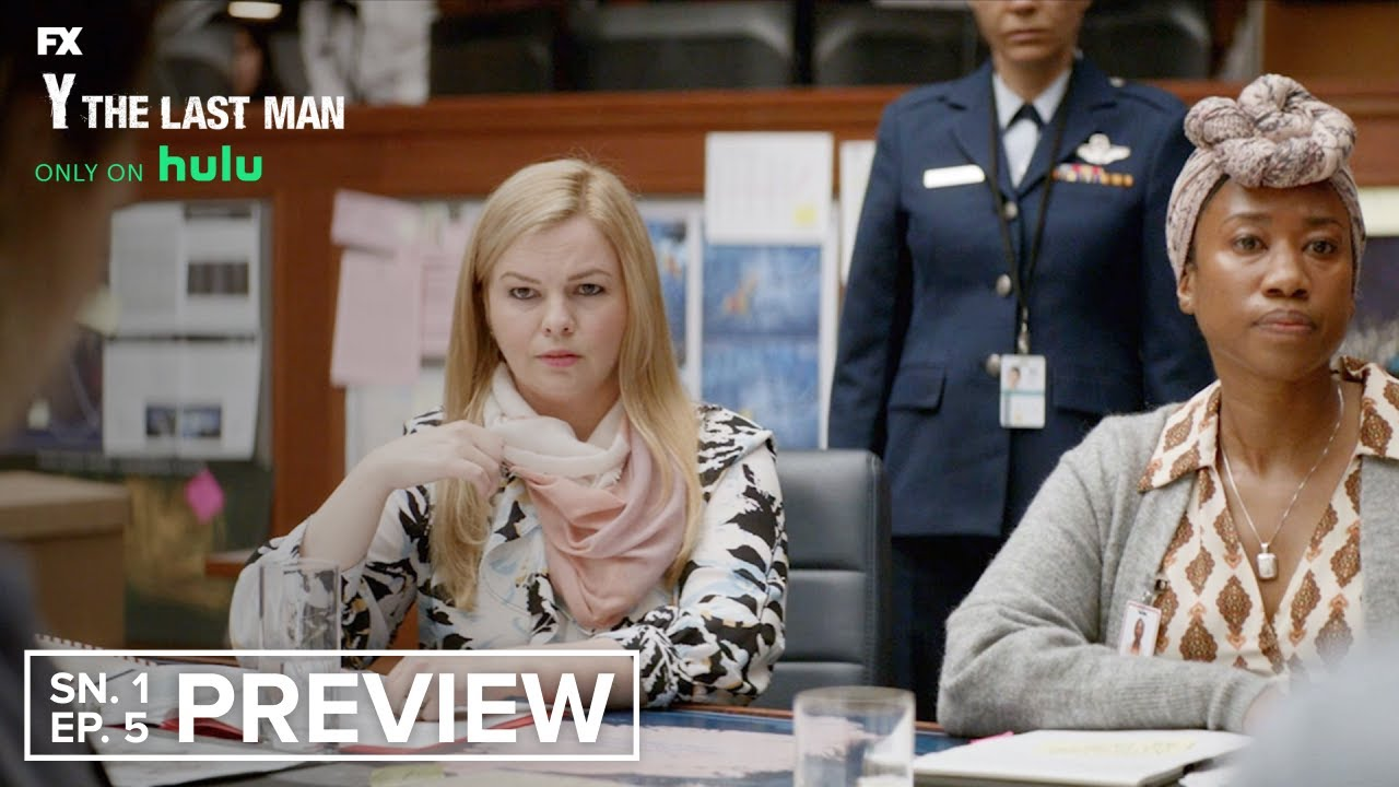 Download Y: The Last Man   Mann Hunt - Season 1 Ep.5 Preview   FX