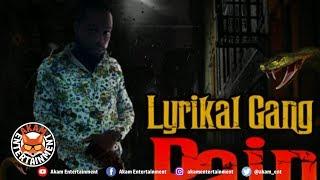 Lyrikal Gang - Pain [Audio Visual]
