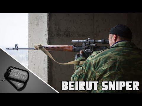 Project Reality v1.3.9 [] Beirut, Russian Sniper [] Full Round