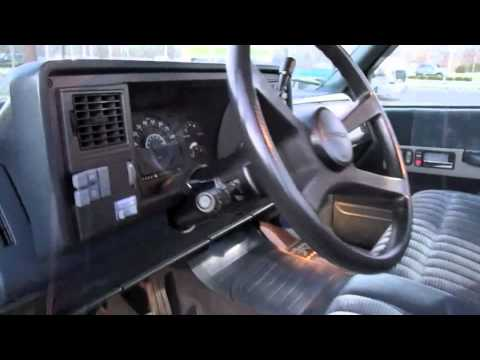 1991 Chevrolet Silverado Start Up, Exhaust, and In Depth ...