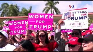 Feministas reaccionan a victoria de Trump