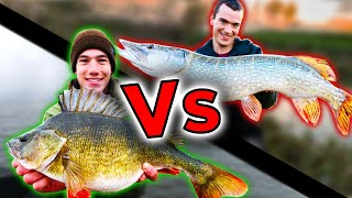 WHO is the best fisherman? Carl vs Alex Full Season 1