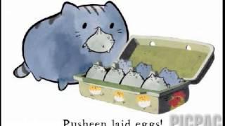 Картинки: котик Пушин.