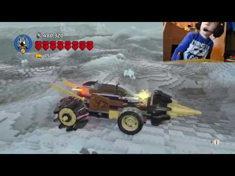 Lego World - Underground Drilling Machine