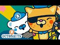 The Octonauts' Party Song! (Korean) | Cartoons for Kids