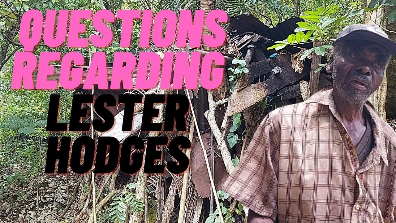 QUESTION REGARDING LESTER HODGES- FIRE VICTIM FOR 10 YEARS IN JAMAICA