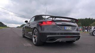 2010 Audi TT RS Roadster Videos
