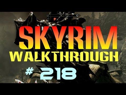 Skyrim #218 - New Archery Gear (+237% Dmg w/ Falmer Helmet)