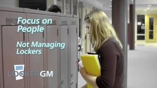 LockerGM - Focus on people, not managing lockers