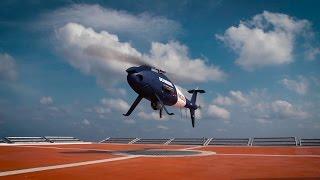 Schiebel CAMCOPTER® S-100 UAS - Maritime (MOAS)