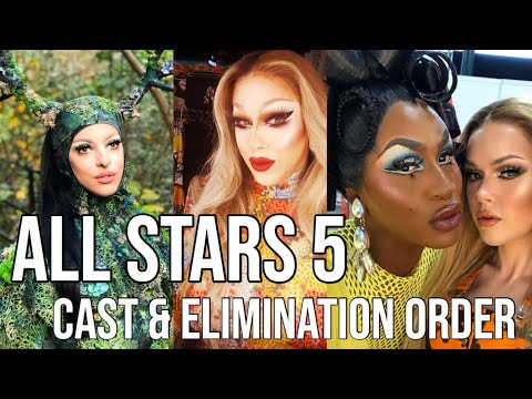 Post-Filming All Stars 5 Update ! | 🚨 SPOILER WARNING 🚨