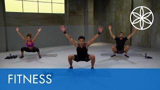 Abs & Booty Burn with Brett Hoebel | Fitness | Gaiam