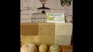 Creamery Creek Farm Goat Milk Soap