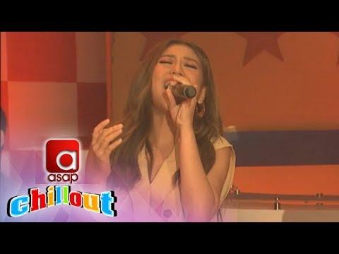 "ASAP Chillout: Morissette sings ""Pangarap Ko Ang Ibigin Ka"""
