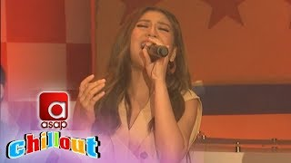 ASAP Chillout: Morissette sings