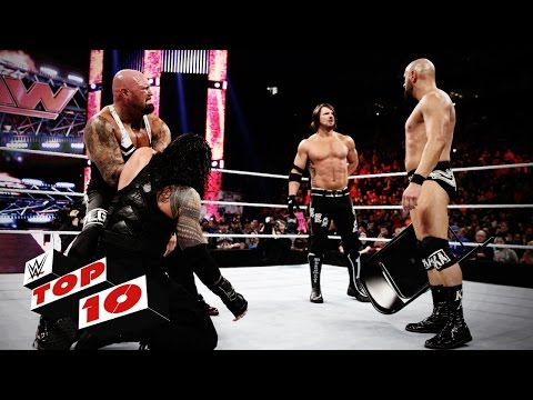 Top 10 Raw moments: WWE Top 10, May 2, 2016