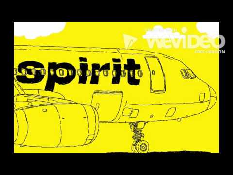 Spirit Airlines Commercial