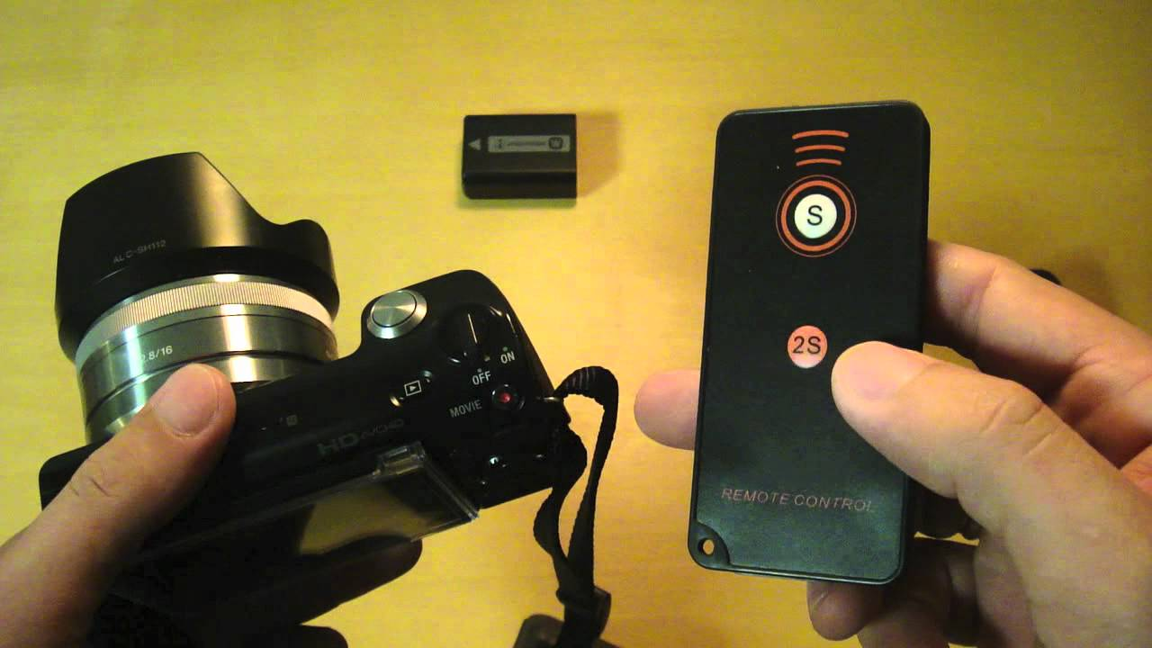 Sony nex 5 camera accessories youtube sciox Images
