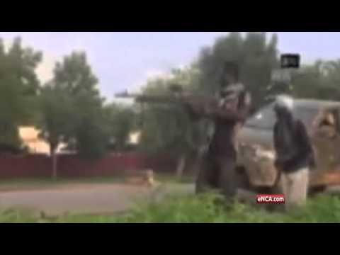 Nigerian troops reportedly flee Boko Haram conflict