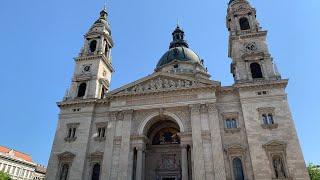💒 Nhà Thờ Thánh Stephan ở Hungary | Văn Phi Thông |