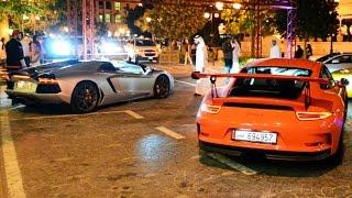 Medina Centrale: Qatar Supercar Gathering