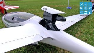 CEFLIX ANTRIEBE 2X DIANA 2, ASG 29, PULS PARITECH SYMPHONY RC-FLIGHT-ACADEMY RC SCALE GLIDERS FLIGHT