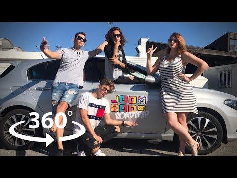 JoomBoos Roadtrip | Krećemo na put! (360 video) | Epizoda 1