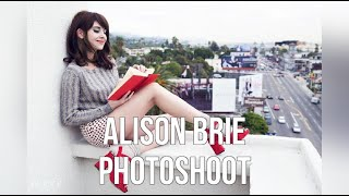 Alison Brie Photoshoot