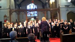 Shout Sister - STAND BY ME - Picton, June 2104