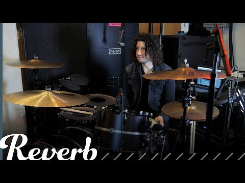 NIN's Ilan Rubin On Mixing Electronic And Acoustic Drums | Reverb Interview