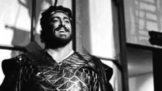 Luciano Pavarotti Aida Se Quel Guerrier Io Fossi Celeste
