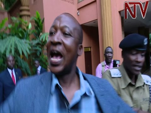 Minister Kabafunzaki arrested for allegedly picking Shs30m bribe