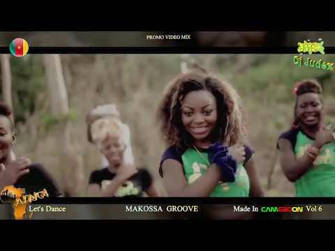 MAKOSSA VIDEO MIX 2016 (Reloaded) Vol 6 - DJ JUDEX ft. colle