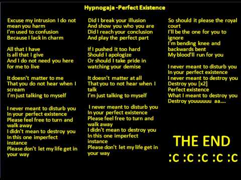Music video Hypnogaja - Perfect Existence