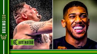 ANDY RUIZ MADE A MISTAKE!!! ANTHONY JOSHUA TO RELEASE THE BEAST IN REMATCH CLAIMS AJ! BEAST MODE