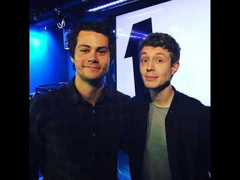 BBC Radio 1 - Dylan O'Brien (August 20 17)