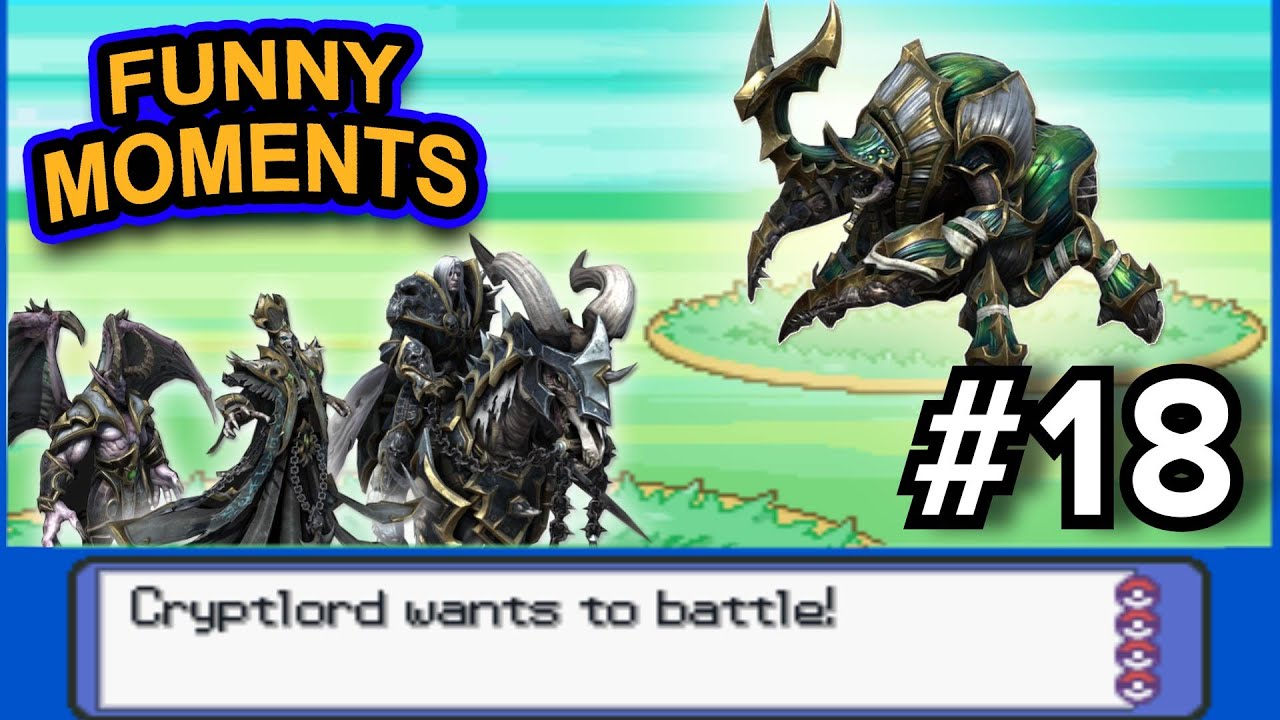 Funny Moments #18 | Warcraft 3