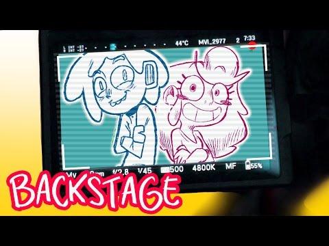 Come facciamo i video? Backstage video scuola! 🐸 Fraffrog